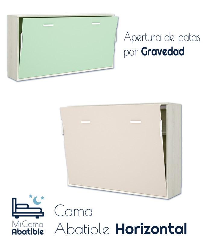 Cama Abatible Horizontal Ref CAY29000