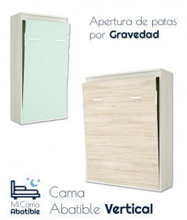 Cama Abatible Vertical Ref CAY31000