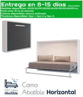 Cama Abatible Horizontal Ref CAN12000